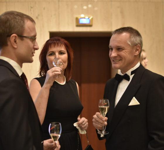 Jan Stuchlík z E15, Kateřina Feistová a Jiří Feist